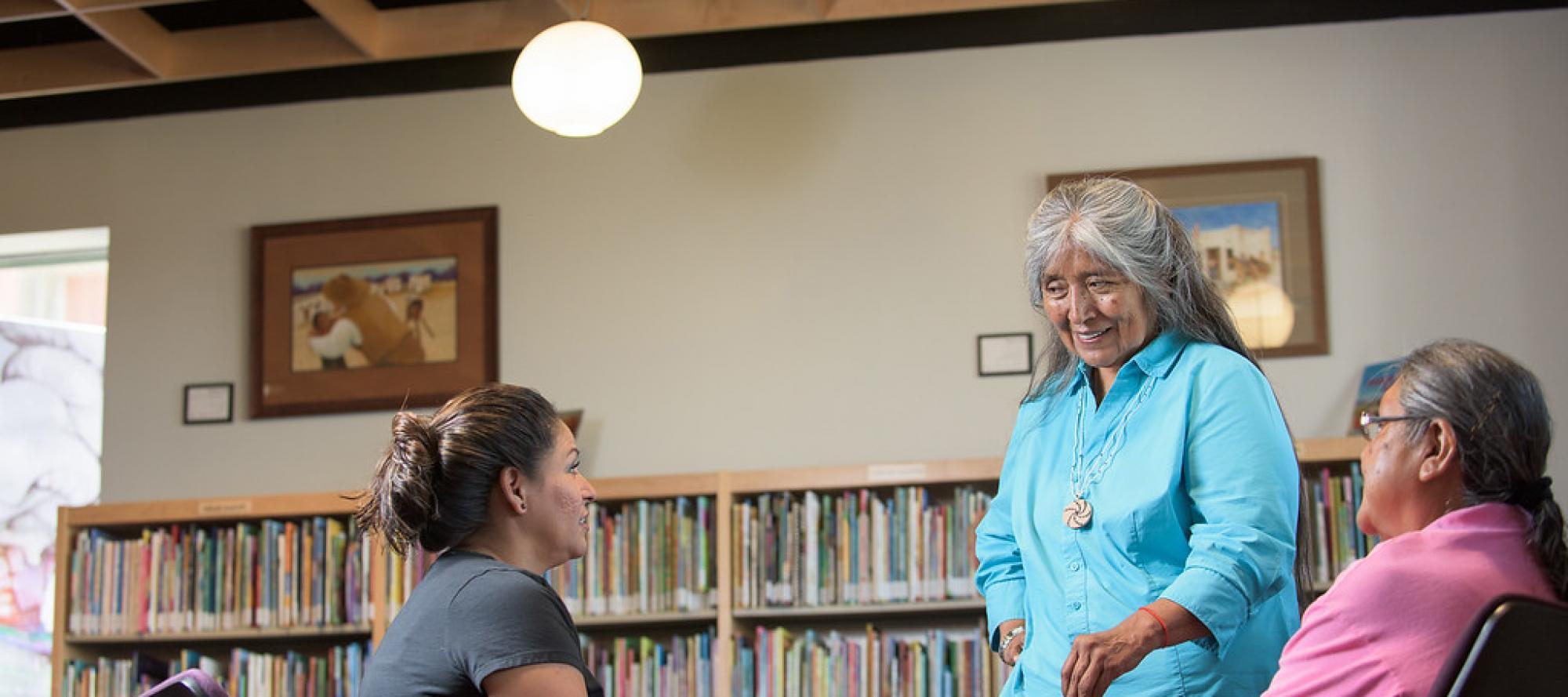 Arizona Native American Faculty Tribal Scholars
